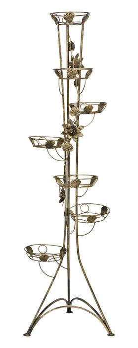 Kwietnik Kolumna 7-ka z różą Model 131A