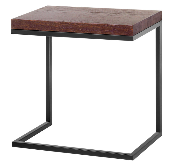 Stolik Mały functional - drewniana okleina Model 491