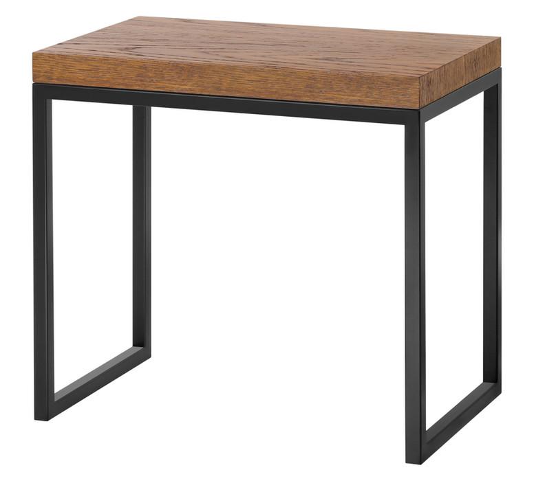Stolik Mały functional blat - drewniana okleina Model 492