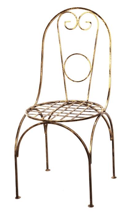 Krzesło metalowe Model 69