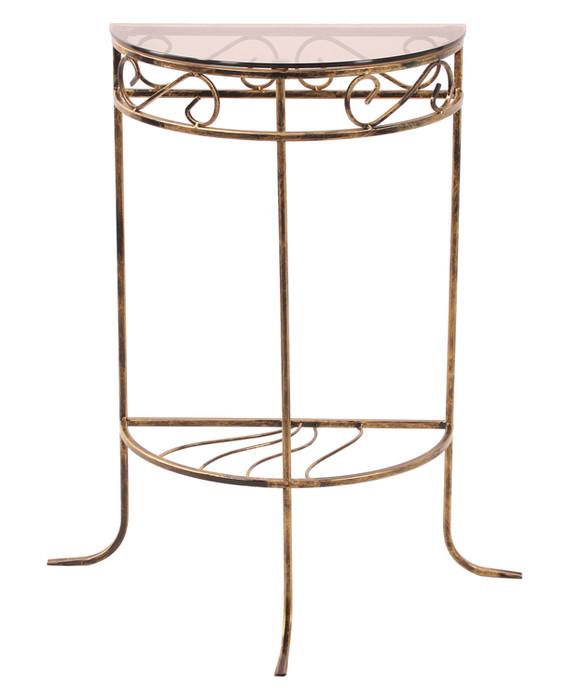Stolik metalowy ½ mały Model 77